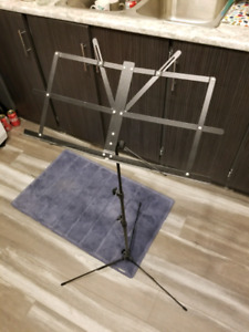 Collapsing Music Stand