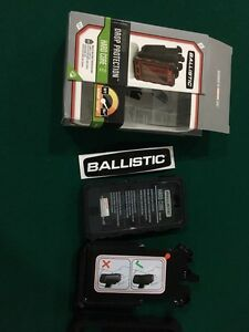 IPhone 5 or 5s Ballistic Red case without belt clip - brand new.