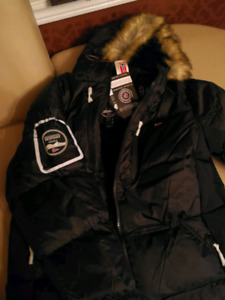 Winter jacket XL size