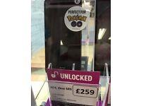 HTC M9 32GB unlocked with warranty