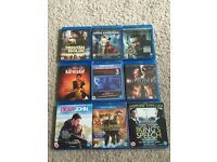 28x BluRay blu Ray DVDs for PlayStation 3 or PlayStation 4 PS3 PS4