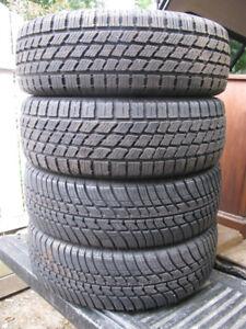 Four P175/65R14 Tires