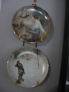 12 collector plates
