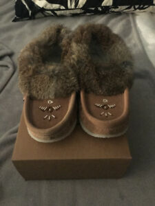 Brand New Ankle Moccasin Style Shoes