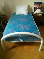 Single Bed & Mattress - only $40!!