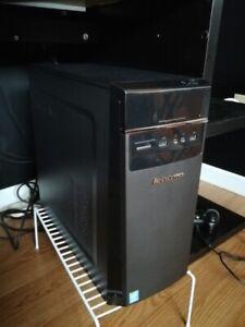 Ordinateur de bureau PC Lenovo 400$ Windows10