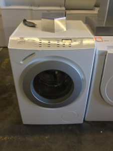 Miele Touchtronic White Front Load Washer