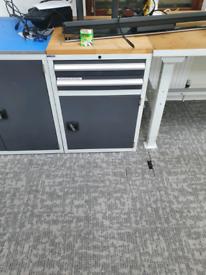 Workshop storage cupabord