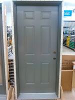 BRAND NEW ENTRANCE DOOR!