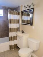 *RENOVATED, MODERN,BRIGHT*  2 BDRM suite * Utilities INCLUDED*