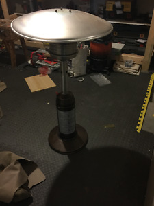 Table Top Propane Heater