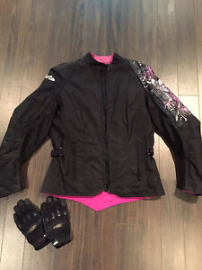 Womens Polyester Jacket