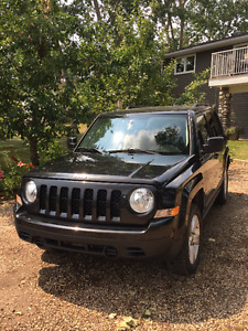 2011 Jeep Patriot SUV, Crossover