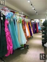 Bridal & Partywear Business for sale.