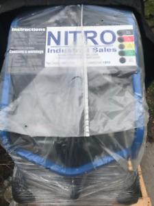 Nitro hot water pressure washer