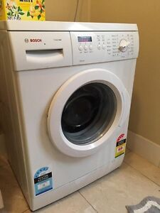 Bosh 4 Star 6.5Kg Front Load Washing Machine, Can Deliver Belconnen Belconnen Area Preview