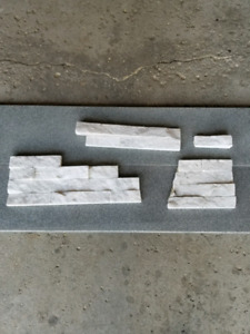 Quartz wall tile $90 for the lot