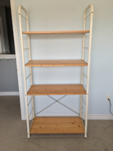 Vintage IKEA Shelving, More Sturdily Made