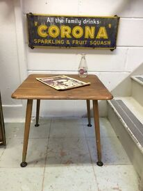 MODERNIST COFFEE TABLE GREAT CONDITION