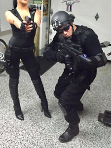 Halloween costume SWAT PRO ARMY