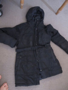 North Face downfilled coat