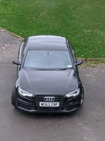 2014 A6 S Line black edition 2.0 tdi