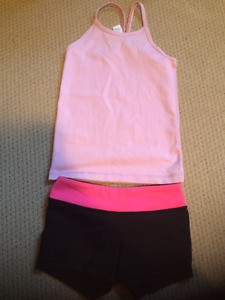 Girls, Ivivva Outfit, size 6-8