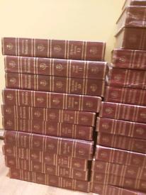 Encyclopedia Britannica old set