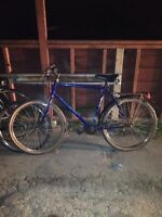 Blue Raleigh bike 80 obo