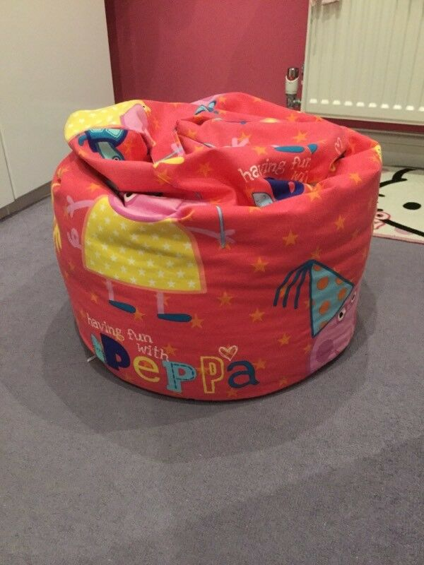 Peppa Pig Bean Bag In Shaw Manchester Gumtree