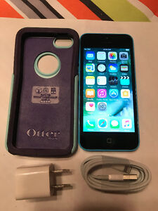 APPLE IPHONE 5C 8GB BLUE