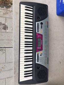 Yamaha PSR 172 electric keyboard