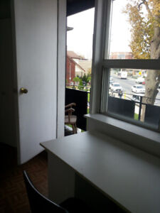 two bedroom furnished apt