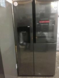 lg door in door American fridge freezer