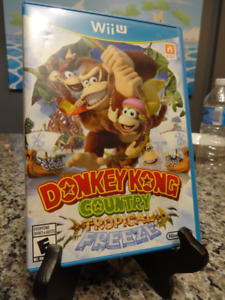 Donkey Kong Country Tropical Freeze for the Wii U