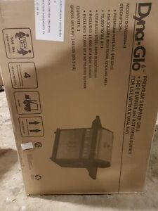 BRAND NEW IN BOX Dyno-Glo Natural Gas Stainless Steel Grill