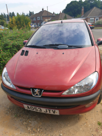 Peugeot 1.4 206 LX