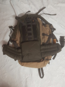 Outward Bound Internal Frame Backpack With Lots of New Extras