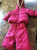 Girls snowsuit - brand new with tags 6-12m