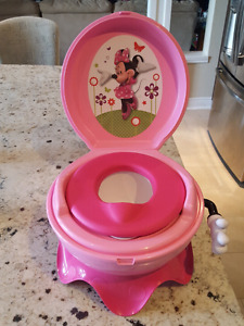 Disney Minnie Mouse 3 in 1 potty