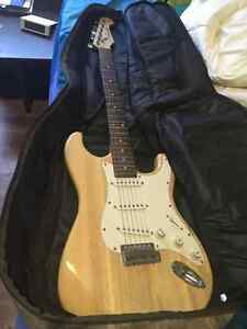 Electric Guitar + Amp +  Gig Bag for Sale! (used)