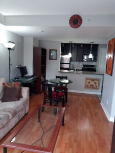 Furnished and Convenient Downtown 1-Bedroom