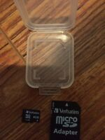 Micro ad adpter and case