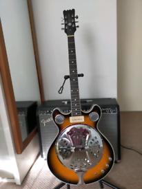 Eastwood Delta 6 Resonator guitar (PRICE DROP £150)