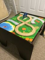 Mini Train Table
