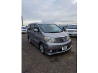 2003 Toyota Alphard 3.0 Ltr. V6 Automatic V Spec Model !! Brand new conversion
