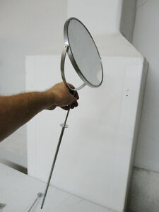 Chrome Mirror on a Chrome steel Mount Post with Other pieces? Kitchener / Waterloo Kitchener Area image 3