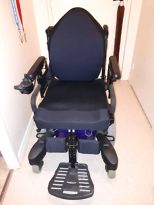 Power wheelchair like new