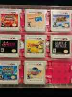 15 3DS/DS Game Lot