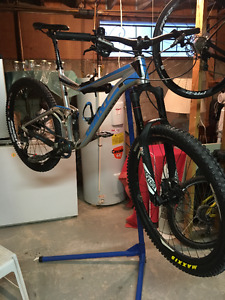 2014 Giant Trance 650b with several upgrades